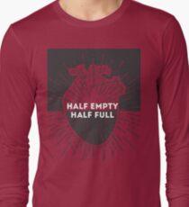 Heart tshirt Long Sleeve T-Shirt