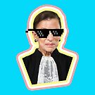 """The Notorious RBG Says """"Deal With It"""" by xanaduriffic"""