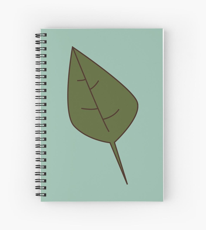 Leaf by badgemint