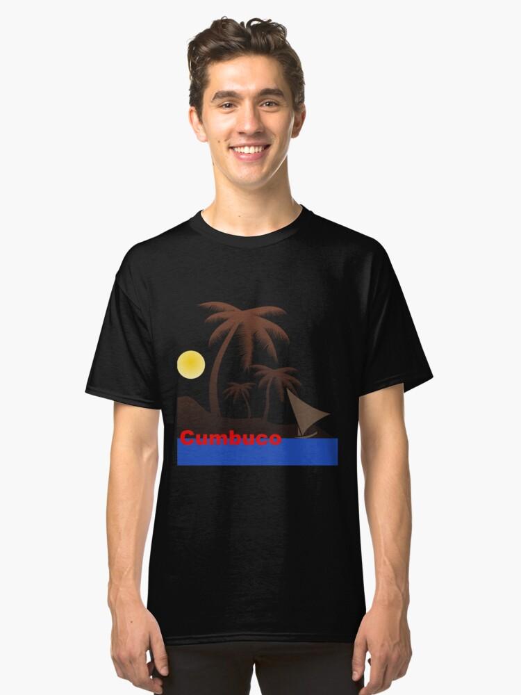 Cumbuco, BrasilTropical Classic T-Shirt Front