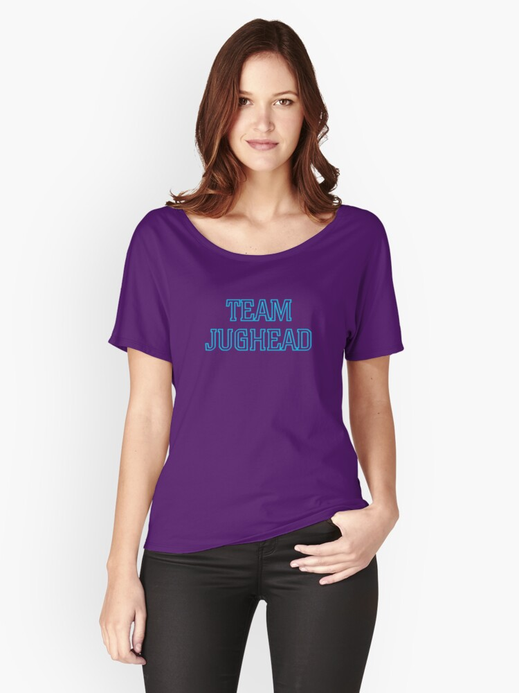 Team Jughead Women's Relaxed Fit T-Shirt Front
