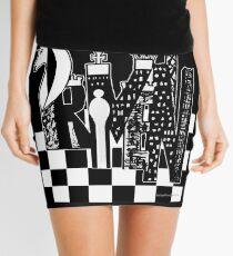 CheckMate Mini Skirt