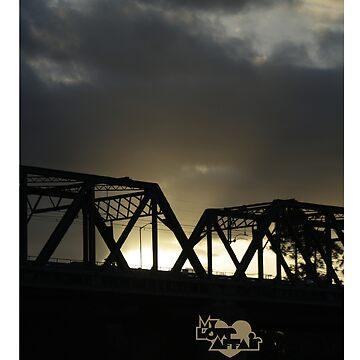 My Love Affair_Victoria Bridge by blubber