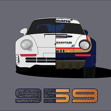 959 by AutomotiveArt