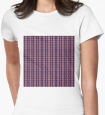 rug, tapis, clothes, clothing, garments, garment, dress, gaudy Women's Fitted T-Shirt