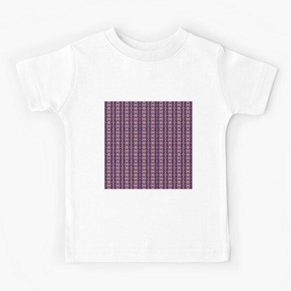 garish, flowery, flamboyant, florid, exuberant, colorific, ornate,  gorgeous Kids T-Shirt
