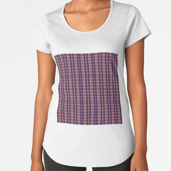 garish, flowery, flamboyant, florid, exuberant, colorific, ornate,  gorgeous Premium Scoop T-Shirt