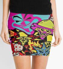 Icp graphic Mini Skirt