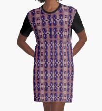 harmonious, harmonic, balanced, tuneful, consonant, concordant, rich, wealthy Graphic T-Shirt Dress