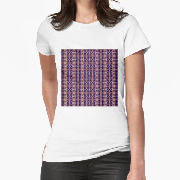 harmonious, harmonic, balanced, tuneful, consonant, concordant, rich, wealthy Fitted T-Shirt