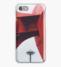 Needle Under The Arch iPhone Case/Skin