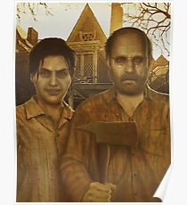 RE7 Poster Poster