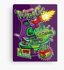 Purple's Tentaco's Metal Print
