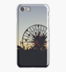 Sunset in Paradise iPhone Case/Skin