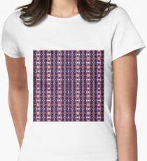 exuberant, colorific, ornate,  gorgeous, vintage, prestigious, harmonious, harmonic Women's Fitted T-Shirt