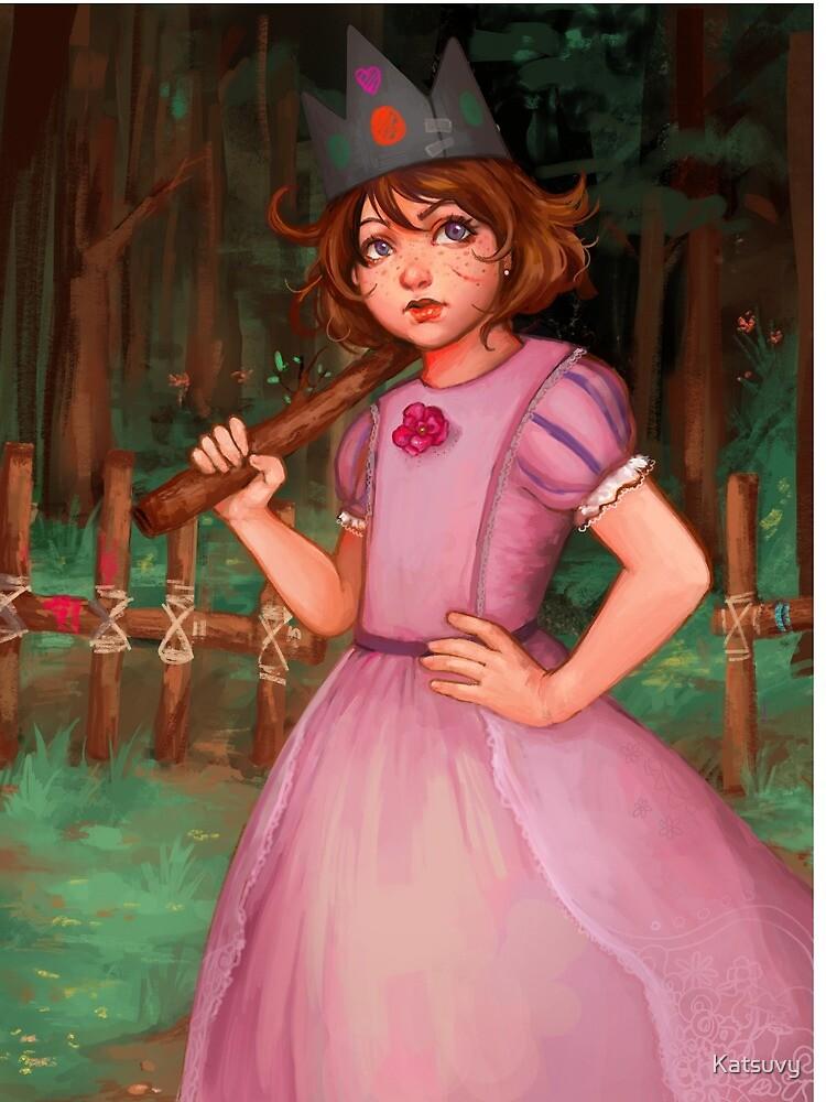Little princess by Katsuvy