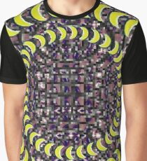 Exuberant, colorific, ornate,  gorgeous, vintage, prestigious, harmonious, harmonic, dubstep weed Graphic T-Shirt