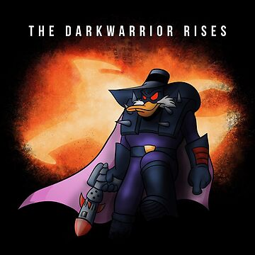 The Darkwarrior Rises by crula