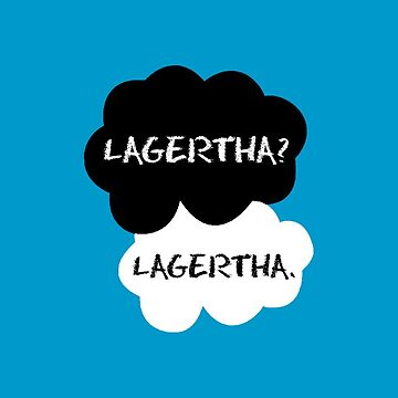 Vikings lagertha Fault In Our Stars by edwing98
