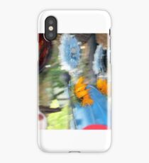 Unplanned abstract iPhone Case/Skin