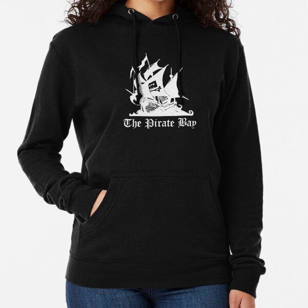 The Pirate Bay Shirt Lightweight Hoodie