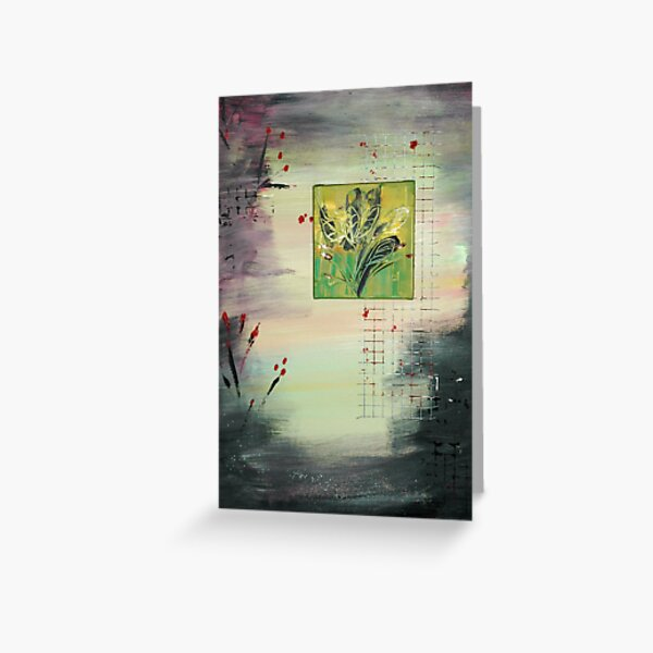 Eden I Greeting Card