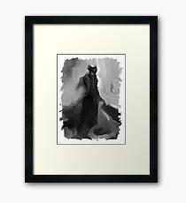 Bloodbourne Framed Print