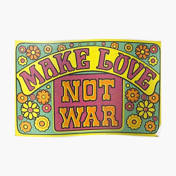 Faire l'amour Poster
