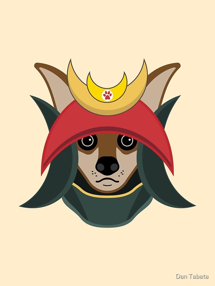 Daimyo Dog by Dan Tabata