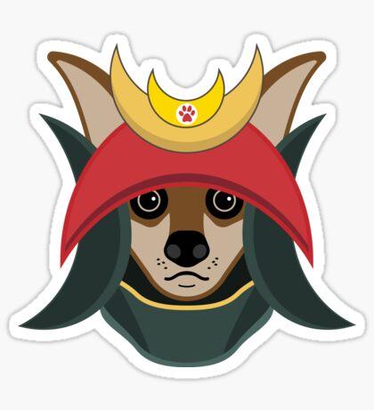 Daimyo Dog Sticker