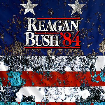 Reagan Bush 84 by AmericanVenom