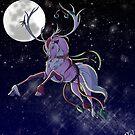 Reindeer by Aodhan Walker