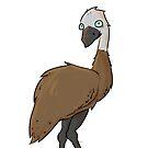Emu. by ThunderSnowArt