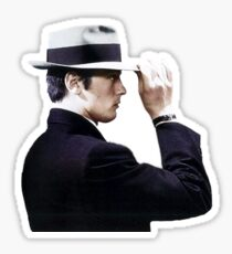 Alain Delon Le Samourai Sticker
