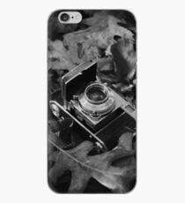 Vintage Camera Black & White Photography iPhone Case