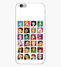 Archie Comics Yearbook  iPhone Case