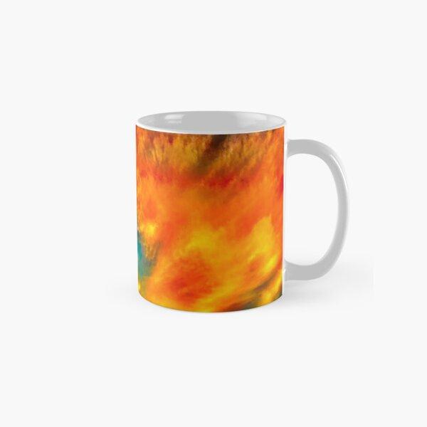 Swirling Sunset Classic Mug