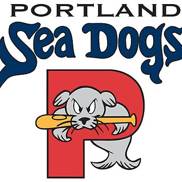 Portland Sea Dogs by archimides-go