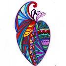 Heart of Fire  by MariARTrujillo