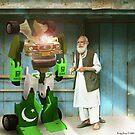 It's My PakPower Robostan Liberator by Kenny Irwin