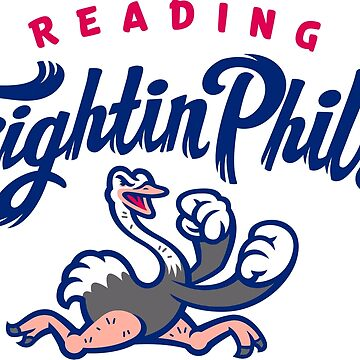 Reading Fightin Phils by archimides-go