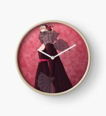 Devilish Rose (from Sword of the Chevalier) Clock