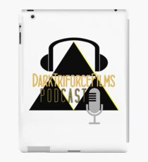 DT Podcast Logo iPad Case/Skin