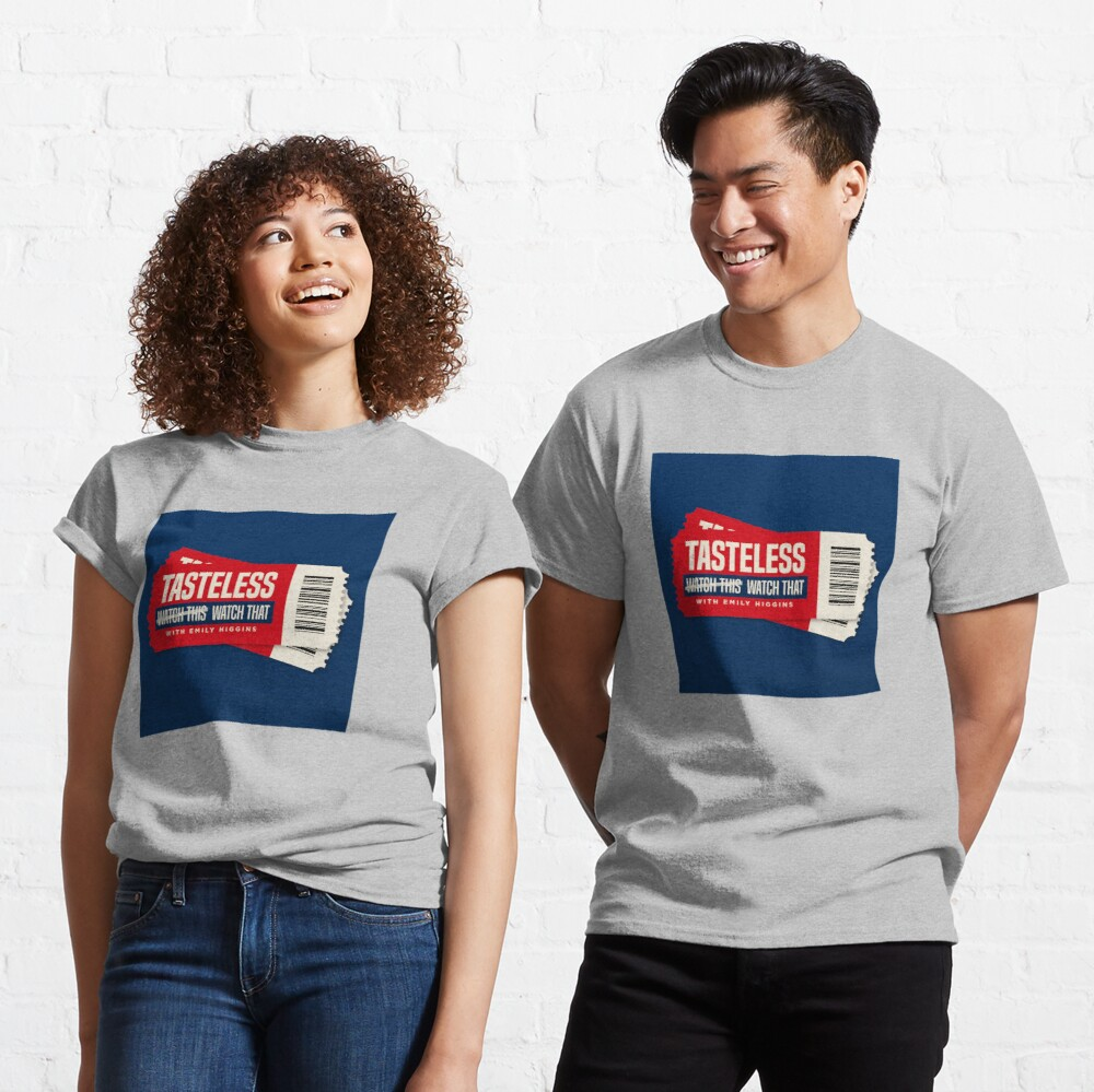 Tasteless Podcast Cover Classic T-Shirt