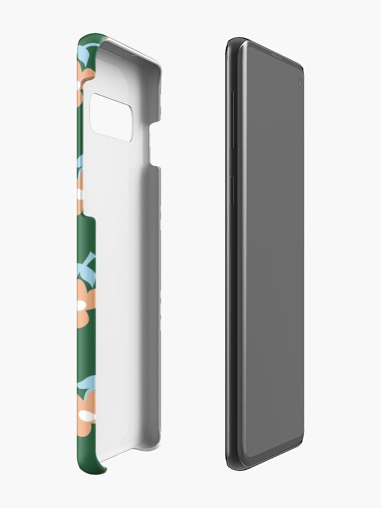 Alternative Ansicht von Blumen GOLF | Tyler der Schöpfer Hülle & Klebefolie für Samsung Galaxy