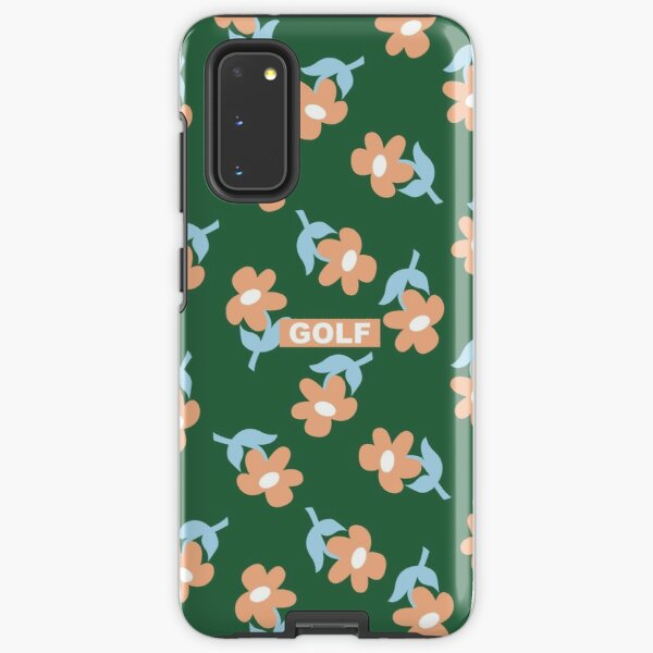 Flowers GOLF | Tyler The Creator Samsung Galaxy Tough Case