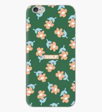 Flowers GOLF | Tyler The Creator iPhone Case