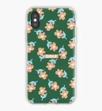 Fleurs GOLF | Tyler le créateur Coque et skin iPhone