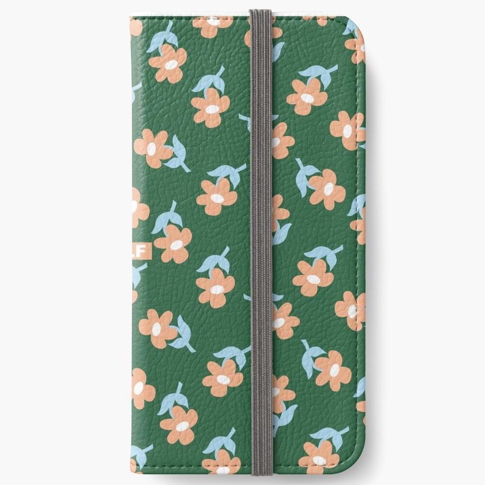 Blumen GOLF | Tyler der Schöpfer iPhone Flip-Case