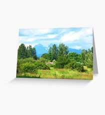 Langley Countryside #7 Greeting Card
